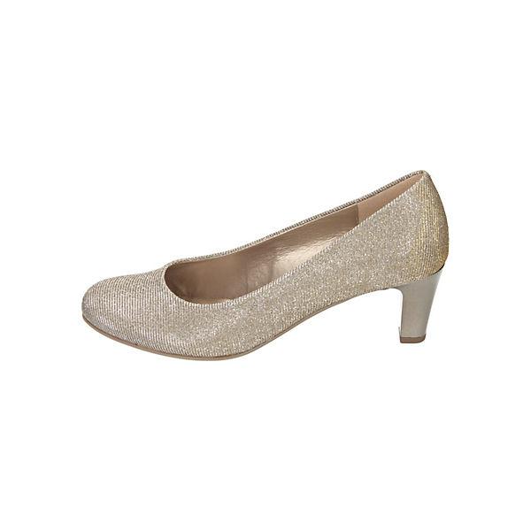 Gabor, Klassische Pumps, grau  Gute Qualität beliebte Schuhe