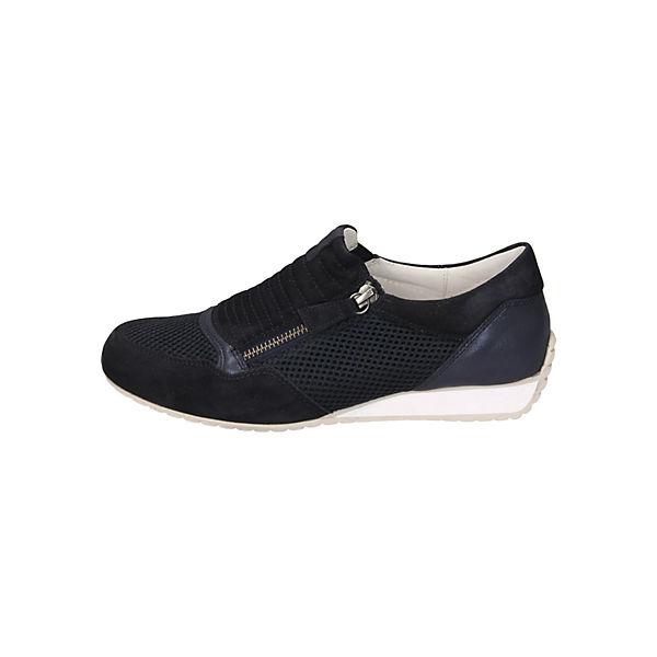Gabor,  Sportliche Slipper, blau  Gabor, Gute Qualität beliebte Schuhe 55c022