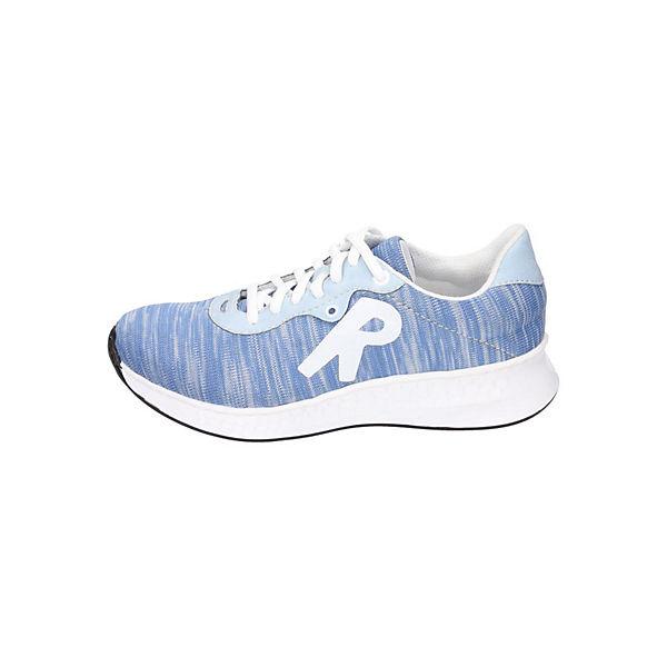 rieker, Sneakers Sneakers rieker, Low, blau   15083e
