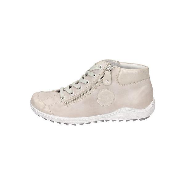 remonte, Qualität Schnürschuhe, offwhite  Gute Qualität remonte, beliebte Schuhe d9e407