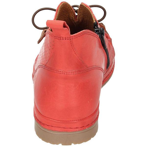 Manitu, rot Schnürschuhe, rot Manitu, Gute Qualität beliebte Schuhe 7c8d3e