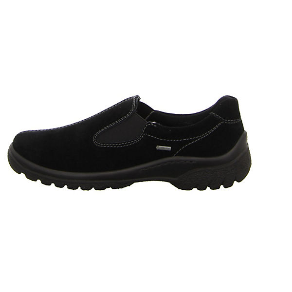 ara Sportliche Slipper schwarz
