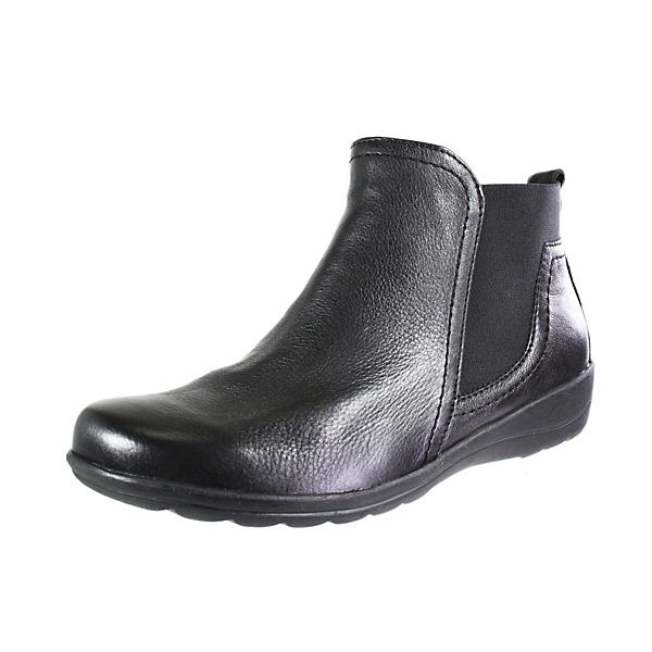 CAPRICE CAPRICE Stiefeletten Komfort Komfort Stiefeletten schwarz UrwqFUax