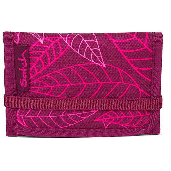 Satch Geldbörse 13 cm pink