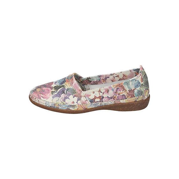 Comfortabel, Klassische Slipper, Slipper, Klassische mehrfarbig   12b276