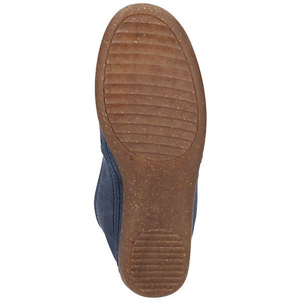Comfortabel, Klassische Slipper, blau blau Slipper,   754627