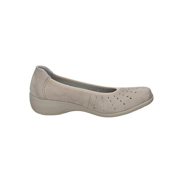 beige beige Komfort Ballerinas Komfort Comfortabel Ballerinas Komfort Comfortabel Comfortabel 8fqxFOa5w