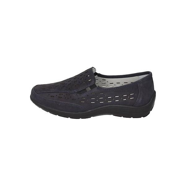 Comfortabel, Klassische Slipper, schwarz