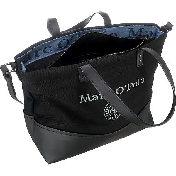 Marc O'Polo 101 Shopper schwarz