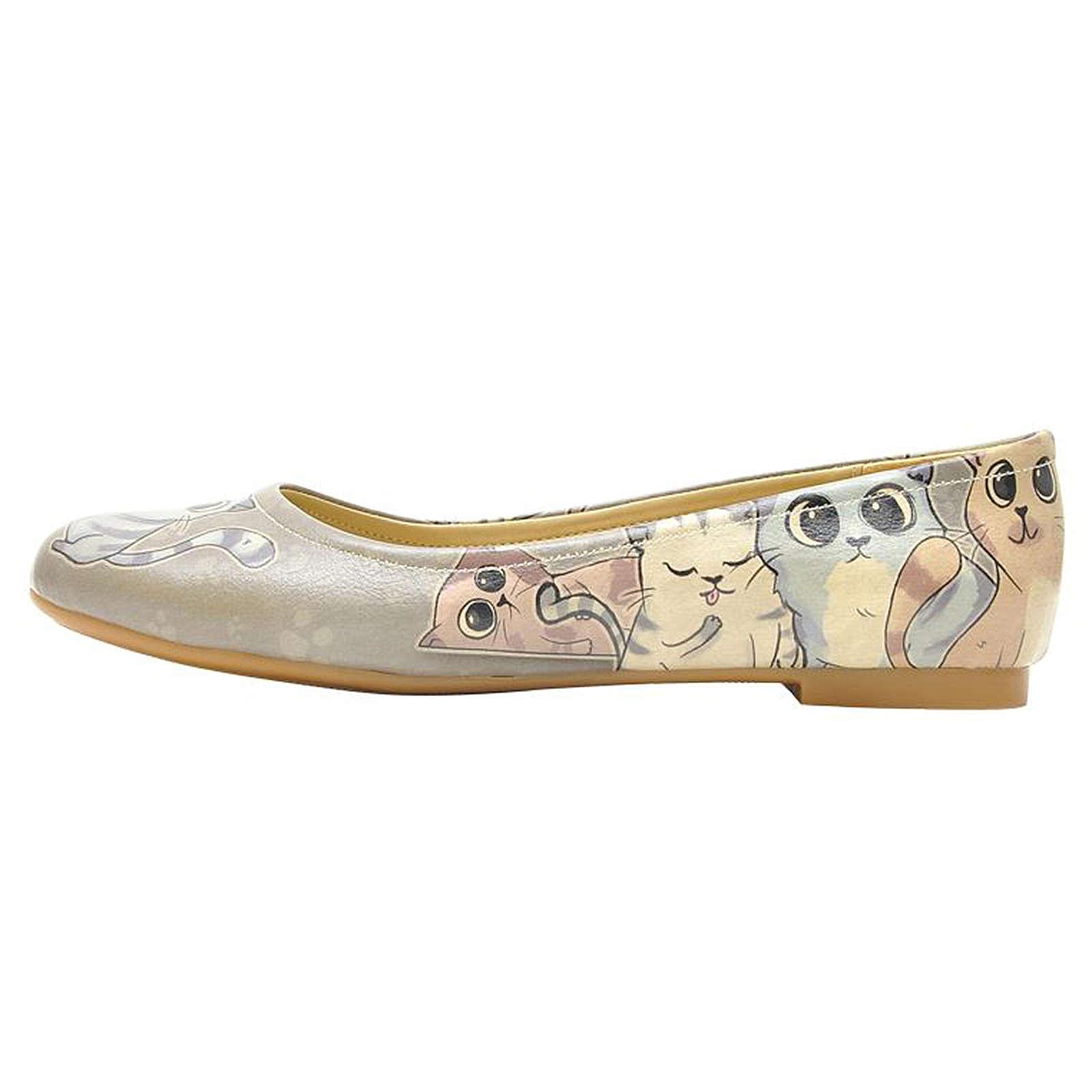 Dogo Shoes Klassische Ballerinas Feed Me Human ...