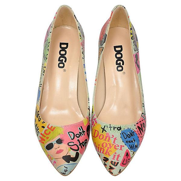 Dogo Shoes, Klassische Pumps Stiletto Messy Qualität Mind, mehrfarbig  Gute Qualität Messy beliebte Schuhe 5c7c23