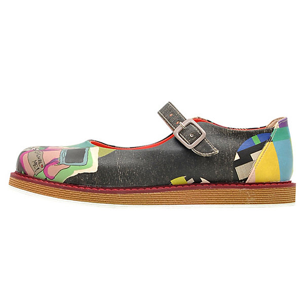 Signal mehrfarbig Dogo Schnallenballerinas Shoes Lucy No P8xwnfqZ4