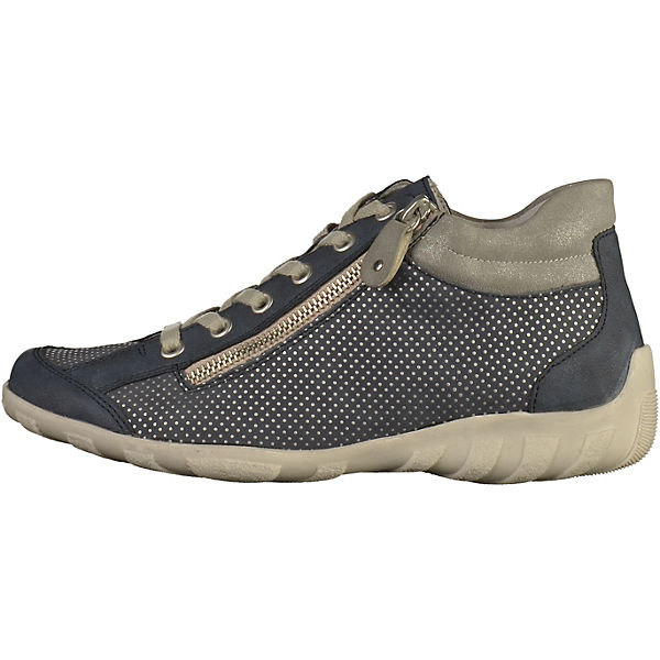 Remonte, Klassische Halbschuhe, blau  Gute Qualität beliebte Schuhe