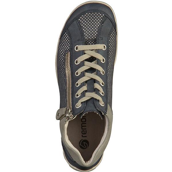remonte, Gute Klassische Halbschuhe, blau  Gute remonte, Qualität beliebte Schuhe b52cc9