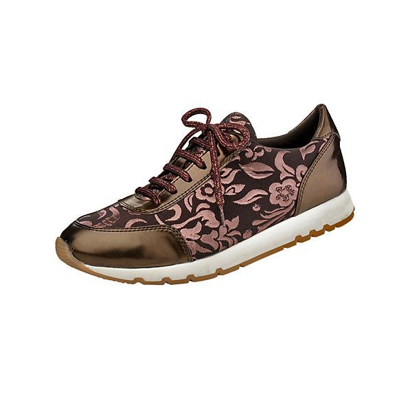 klingel sneakers low bronze mirapodo. Black Bedroom Furniture Sets. Home Design Ideas