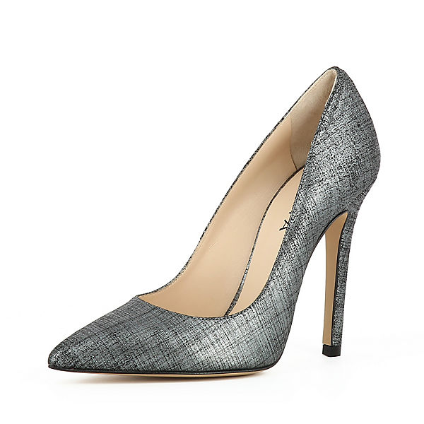Pumps LISA silber Klassische Shoes Evita EwFXqAA