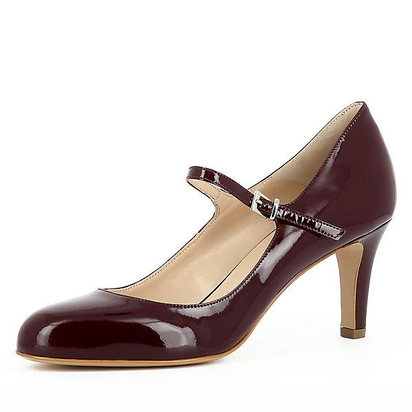 Evita Shoes Spangenpumps BIANCA bordeaux