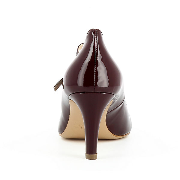 Evita Shoes Spangenpumps BIANCA bordeaux  Gute Qualität beliebte Schuhe