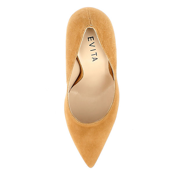 Evita Shoes,  Klassische Pumps LISA, cognac  Shoes,  b40b71