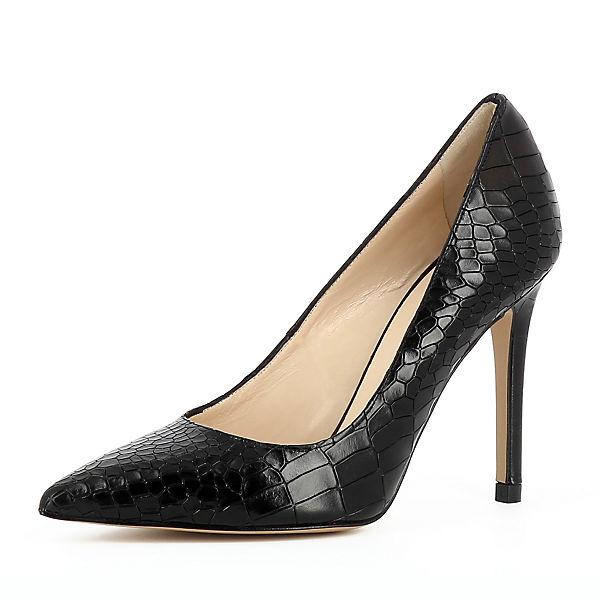 schwarz Evita Klassische Pumps ALINA Shoes w1x6Y