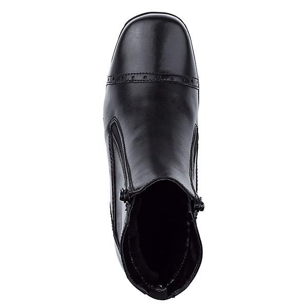 KLiNGEL, Klassische Stiefeletten, schwarz  Gute Qualität beliebte Schuhe