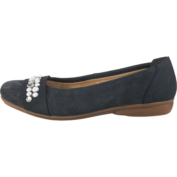 Rieker, Smartno/Namur/Bukina Klassische Klassische Klassische Ballerinas, blau  Gute Qualität beliebte Schuhe b0f9ed