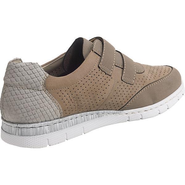 Namur Sneakers rieker beige Lago kombi Low Squama Owdzq