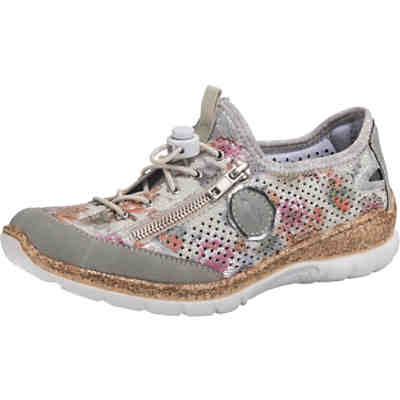 Namibia/Mosaik/Mirror/Scuba Sneakers Low