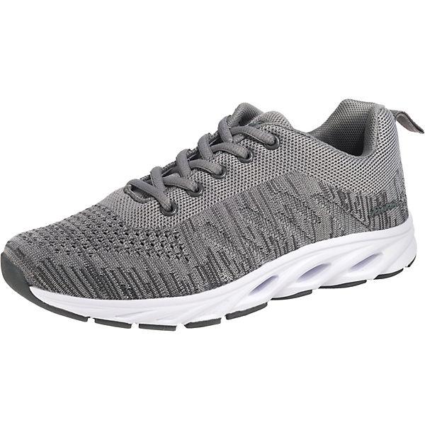 rieker Knitup18 Sneakers Low grau