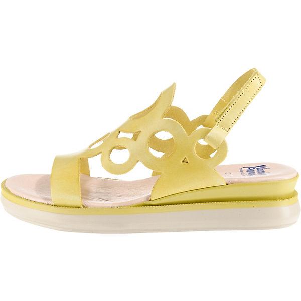 Wanda Panda, Salome Keilsandaletten, beliebte grün  Gute Qualität beliebte Keilsandaletten, Schuhe f9b7c8