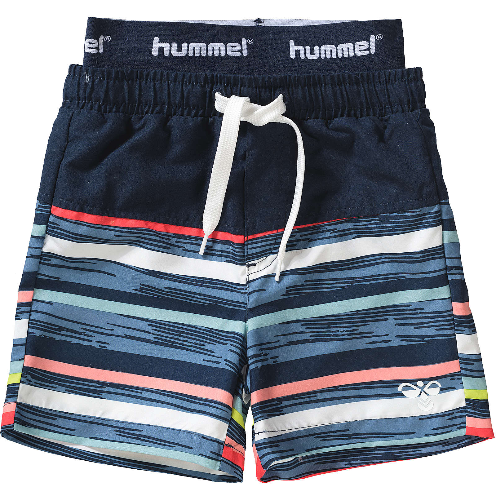 hummel Badeshorts SPOT für Jungen mehrfarbig Ju...