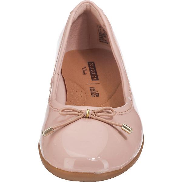 Clarks Clarks Clarks GracelinBlu Ballerinas Klassische Clarks GracelinBlu Klassische Ballerinas rosa Ballerinas Klassische GracelinBlu rosa rosa gf1WSWqcB