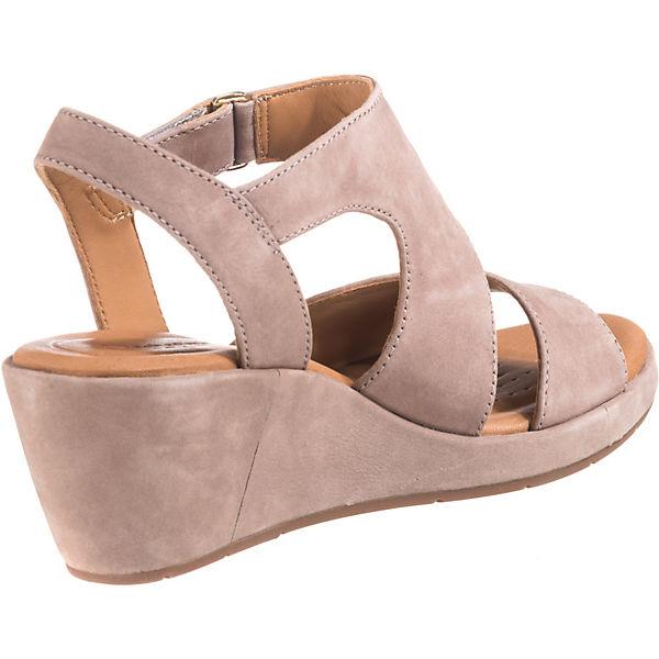 Clarks UnPlaza Keilsandaletten grau  Gute Gute Gute Qualität beliebte Schuhe 363645