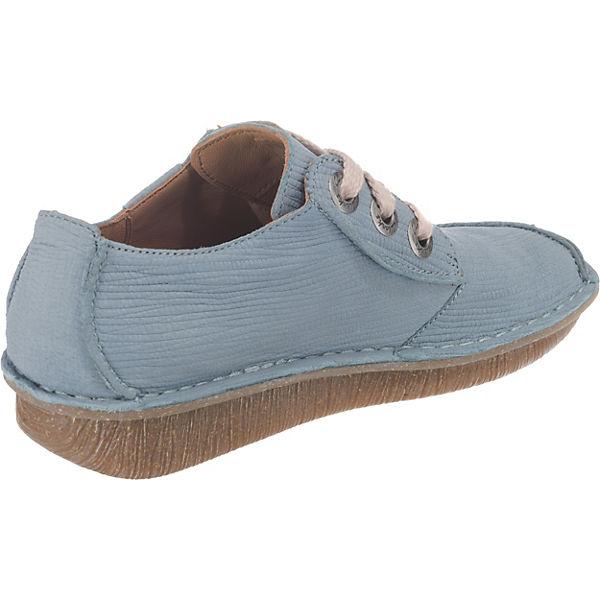 Clarks, FunnyDream Qualität Schnürschuhe, grau  Gute Qualität FunnyDream beliebte Schuhe bc3c79
