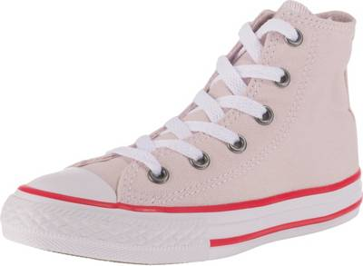 CONVERSE, Kinder Sneakers High Chuck Taylor All Star, rosa