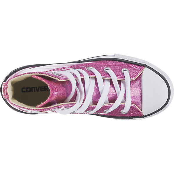CONVERSE Kinder Sneakers High Chuck Taylor All Star pink