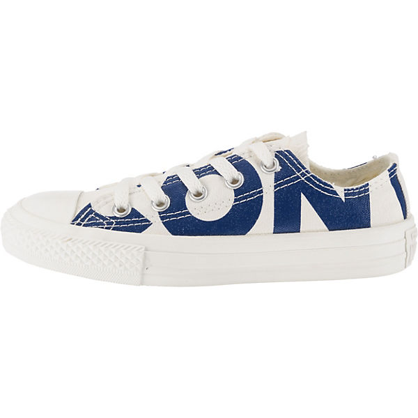 CONVERSE Kinder Sneakers Chuck Taylor All Star weiß