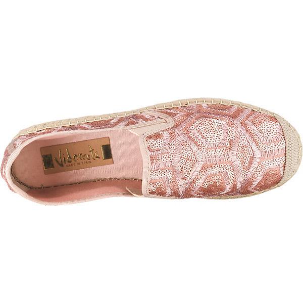 Vidorreta COMD Espadrilles rosa    Gute Qualität beliebte Schuhe b52b38