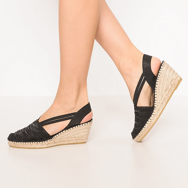 Vidorreta, Ducl Keilsandaletten, Qualität schwarz  Gute Qualität Keilsandaletten, beliebte Schuhe 5a036f