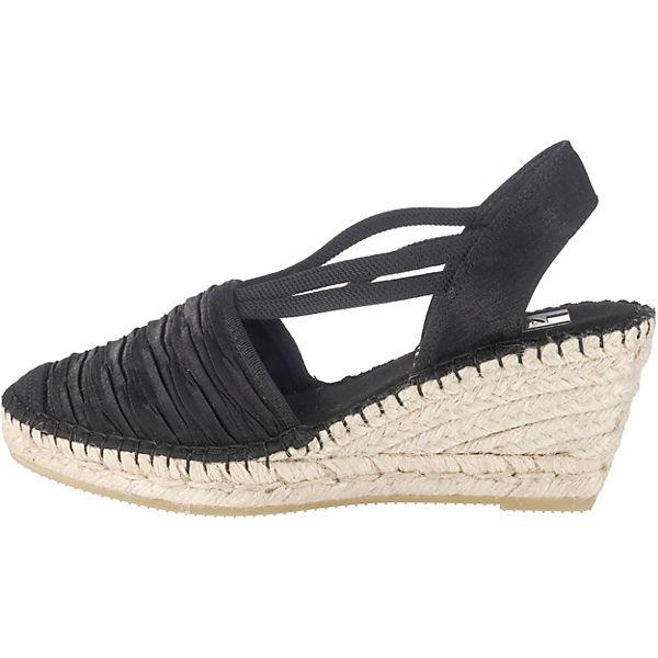Vidorreta, Ducl Keilsandaletten, Qualität schwarz  Gute Qualität Keilsandaletten, beliebte Schuhe 25efcf