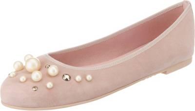 Klassische Ballerinas rosa Pretty Ballerinas 5uQRybm