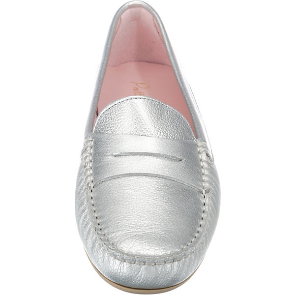 Pretty Ballerinas Loafers silber