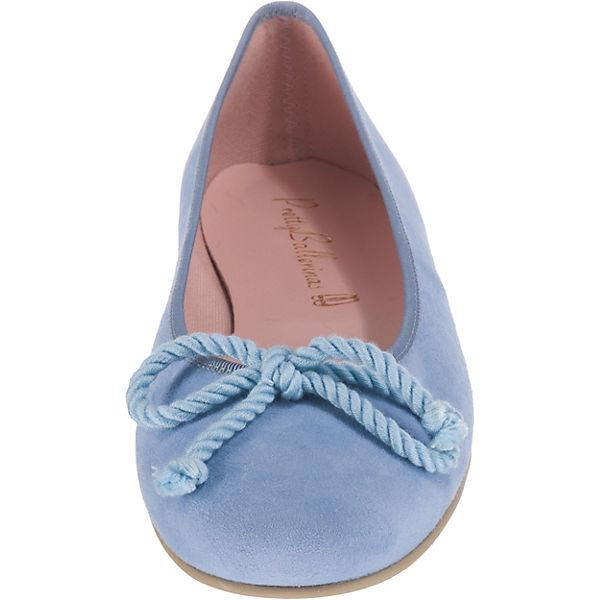 Pretty Ballerinas Klassische Qualität Ballerinas hellblau  Gute Qualität Klassische beliebte Schuhe 4e7aa0