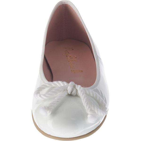 Pretty Pretty Ballerinas weiß Ballerinas Klassische Ballerinas r5rnTFw