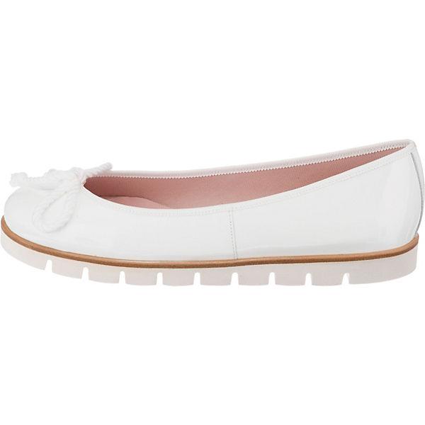Pretty Ballerinas, Klassische Qualität Ballerinas, weiß  Gute Qualität Klassische beliebte Schuhe 1ac93a