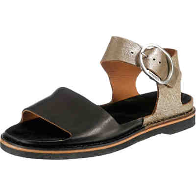 SANDAL NATURAL DYED LEATHER Klassische Sandalen