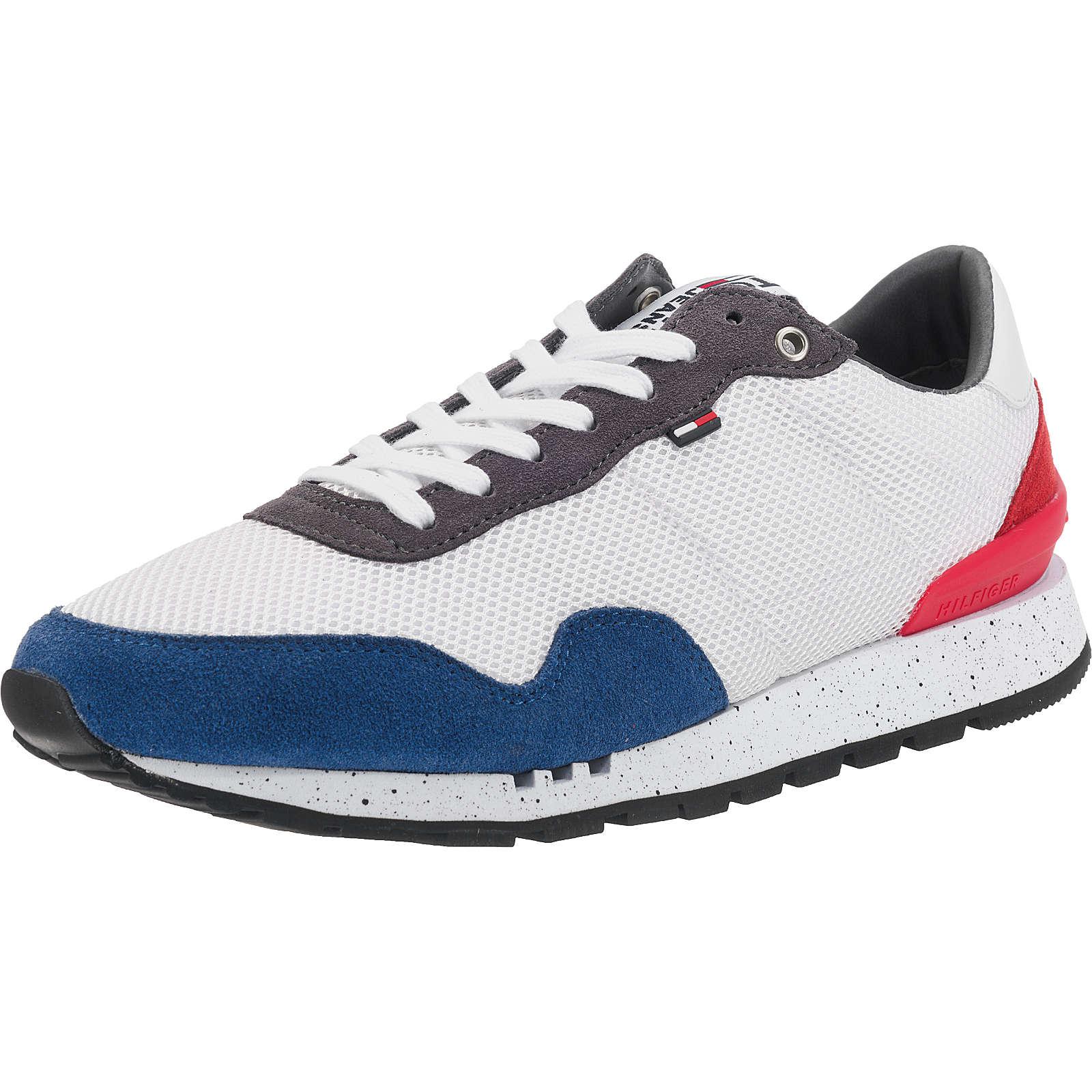 TOMMY JEANS LIFESTYLE SNEAKER Sneakers Low weiß Herren Gr. 41