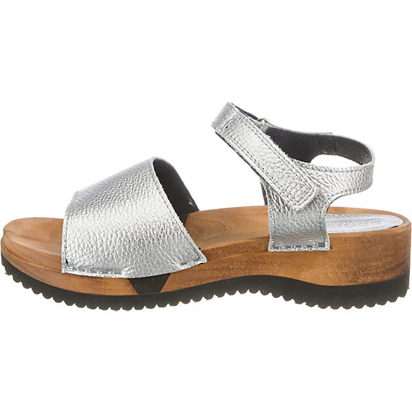 Sanita, Klassische Sandalen, silber beliebte  Gute Qualität beliebte silber Schuhe 195c66