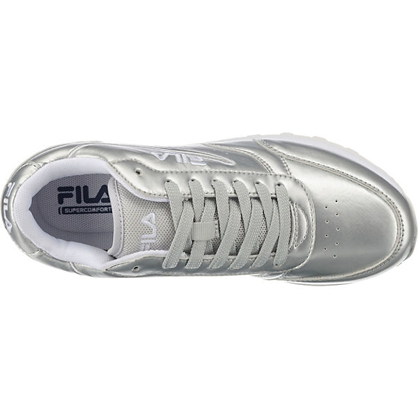 Sneakers Orbit Low Face silber FILA P qSwHYp