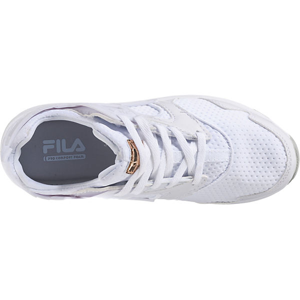 Base Fleetwood Low FILA Sneakers weiß d7xFgxqUw
